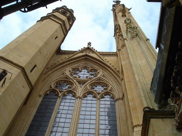 Metz Cathedral : 002