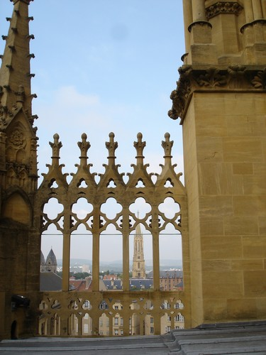 Metz Cathedral : 003