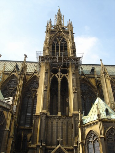 Metz Cathedral : 006